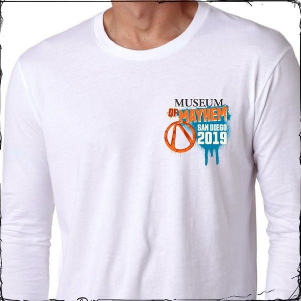 Museum of Mayhem Long Sleeve T-Shirt