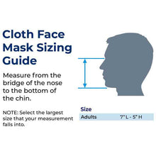 Load image into Gallery viewer, FL4K Reusable Cloth Face Masks (3 pack)