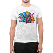 Load image into Gallery viewer, Pyscho Krieg and the Fantastic Fustercluck T-Shirt