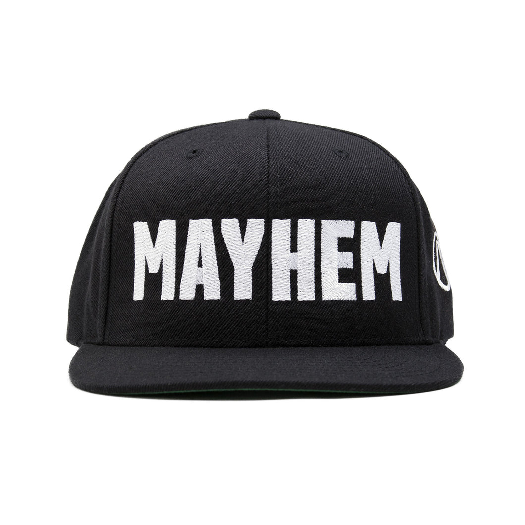 Borderlands Mayhem Snapback Cap - Gearbox Loot