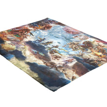 Load image into Gallery viewer, Mural of Mayhem Throw Blanket