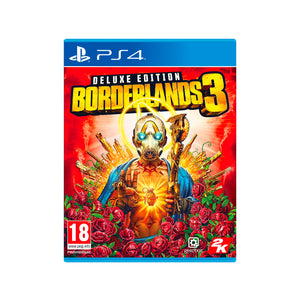 Borderlands 3 - Deluxe Edition - PS4