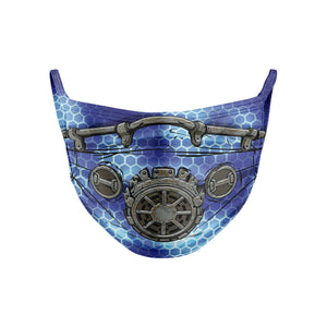 FL4K Reusable Cloth Face Masks (3 pack)