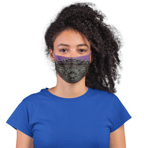 Amara Reusable Cloth Face Mask (3 pack)