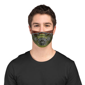 Moze Reusable Cloth Face Masks (3 pack)