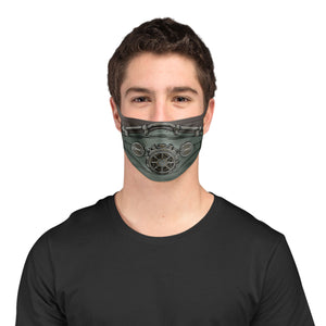 Zane Reusable Cloth Face Masks (3 pack)