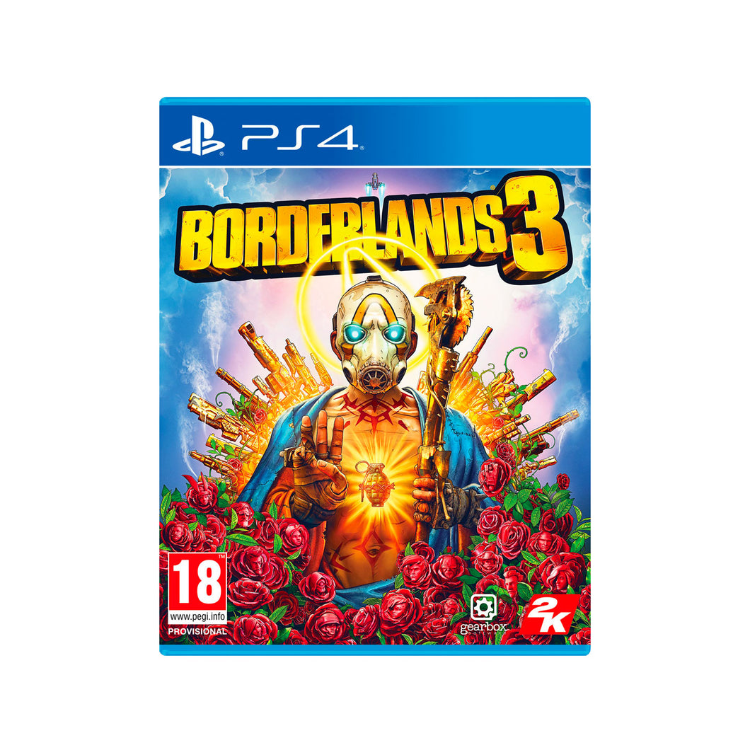 Borderlands 3 - Standard Edition - PS4