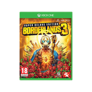Borderlands 3 - Super Deluxe Edition - Xbox One
