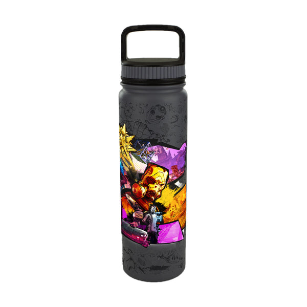 Fustercluck Stainless Steel Bottle