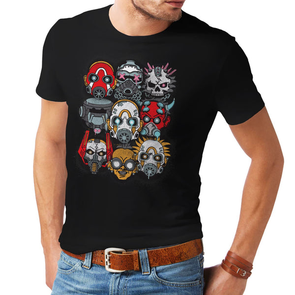 Borderlands Bandit Clan T-Shirt