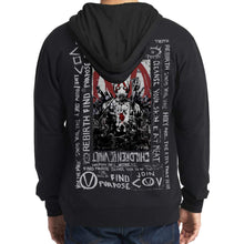 Load image into Gallery viewer, Children of the Vault Graffiti Hoodie