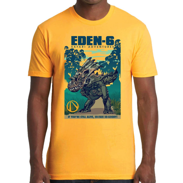 Borderlands 3 Eden-6 Safari Adventure T-Shirt