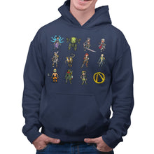 Load image into Gallery viewer, Pixel Art Vault Hunters Hoodie