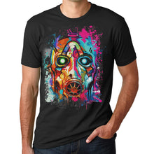 Load image into Gallery viewer, Psycho Bandit Mask Graffiti T-Shirt