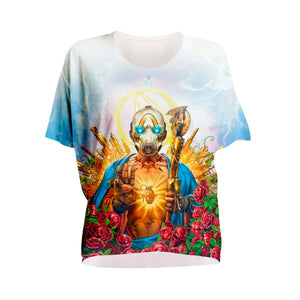 Borderlands 3 Messiah Drop Shoulder Tee