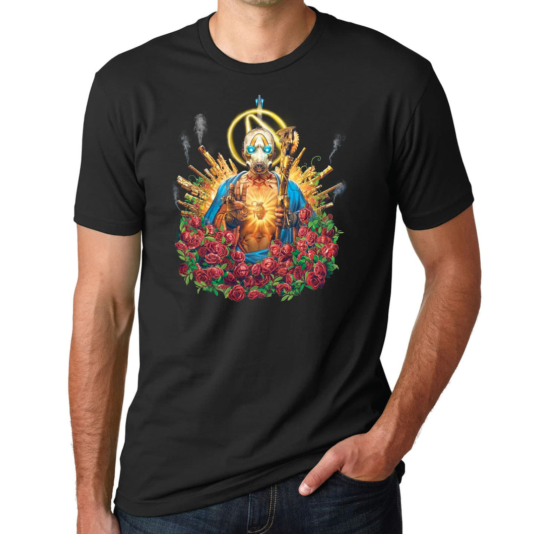 Borderlands 3 Messiah T-Shirt - Gearbox Loot