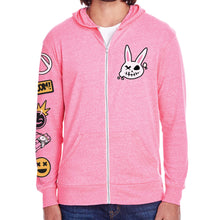 Load image into Gallery viewer, Tiny Tina Icon Zip Hoodie
