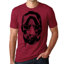 Load image into Gallery viewer, Psycho Mask Stencil T-Shirt