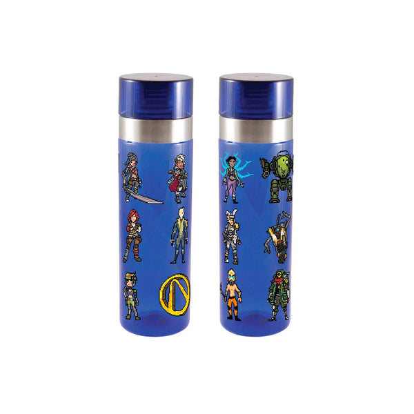 Pixel Vault Hunters 27 oz Water Bottle