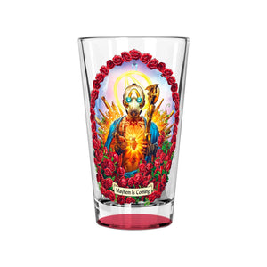 Borderlands 3 Messiah Pint Glass