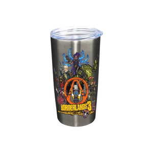 Vault Hunters Stainless Tumbler