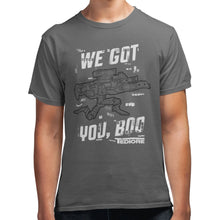 Load image into Gallery viewer, Tediore Walking Gun T-Shirt - Gearbox Loot