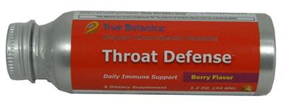 Throat Defense™ Berry Flavor