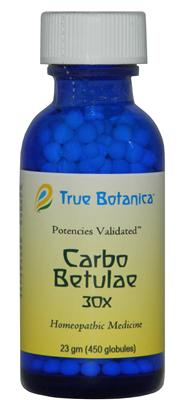 Carbo Betulae 30X