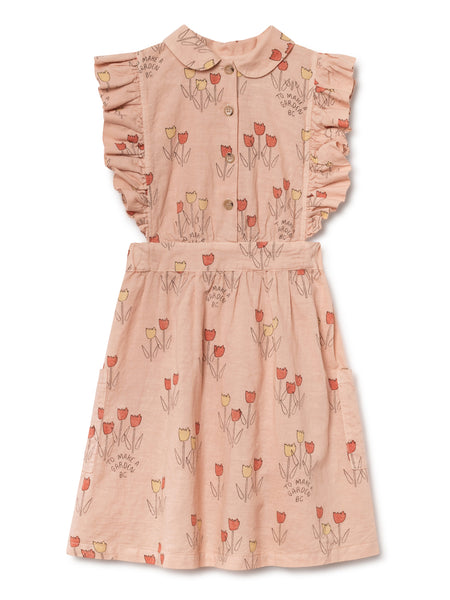 Bobo Choses | Ruffles Dress - Poppy Prairie