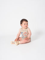 Bobo Choses | Tank Bodysuit - Apples & Pears