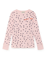 Bobo Choses | Confetti Rib Long Sleeve T-Shirt
