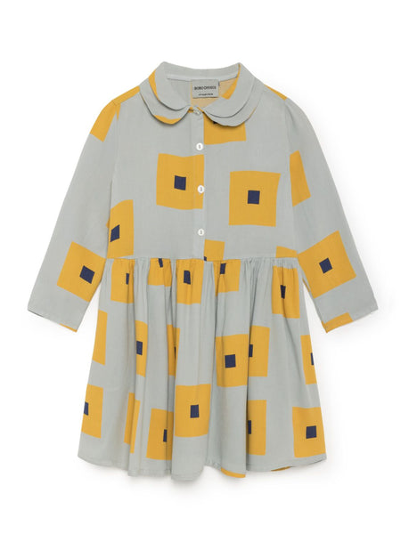 Bobo Choses | Squares Princess Dress