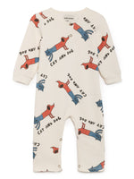Bobo Choses | Cats and Dogs Playsuit