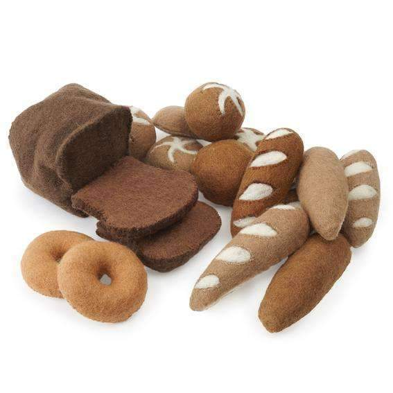 Papoose | Bread Set - 17 pieces