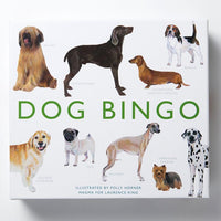 Laurence King | Dog Bingo