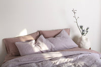 Of The Sun | Pillow Slip Set - Lavender