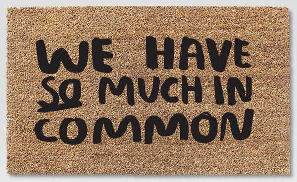 People I've Loved | We Have So Much In Common Rug