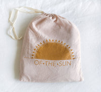 Of The Sun | Pillow Slip Set - Shell Pink