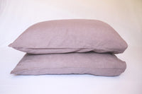 Of The Sun | Pillow Slip Set - Heather