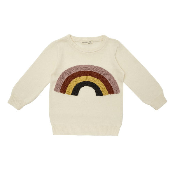 Miann & Co | Rainbow Jumper - Baby