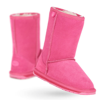 Emu | Wallaby Lo Sheepskin Boots - Pink