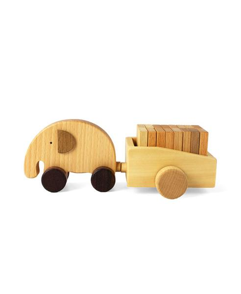 Soopsori | Elephant and Cart Set
