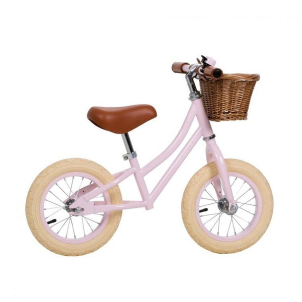 Banwood | FIRST GO Balance bike - Pink
