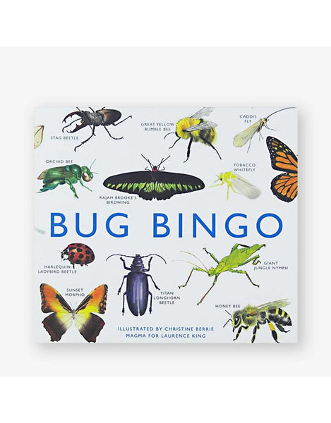 Laurence King | Bug Bingo