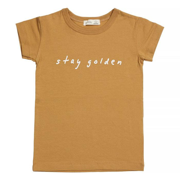 Miann & Co | Stay Golden T-Shirt