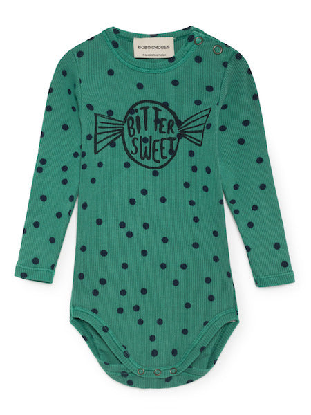 Bobo Choses | Bittersweet Long Sleeve Bodysuit