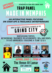 Trap Panel - Made In Memphis