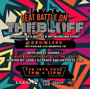 Beat Battle on the Bluff