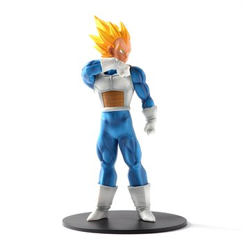DBZ RESOLUTION OF SOLDIERS VOL2 VEGETA