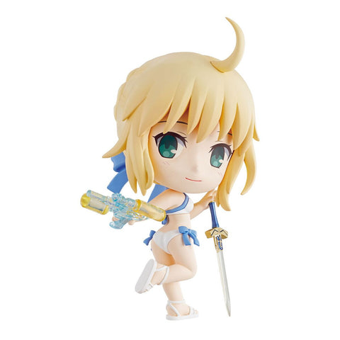 Fate/Grand Order: Archer/Artoria Pendragon Kyun♥Chara